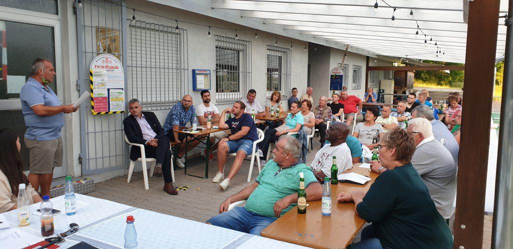 Generalversammlung unter Corona-Bedingungen